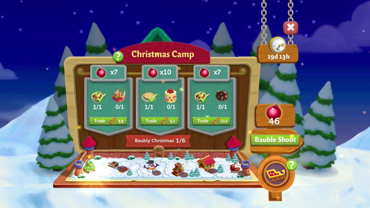 Farmville 2 Christmas Event 2020 FarmVille 2 Country Escape🎄Grinch Christmas Bauble BubblePop