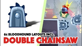 King of Thieves - 6x new Bloodhound Layouts!
