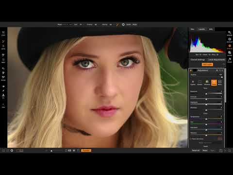 Create Amazing Professional Portraits – ON1 Photo RAW