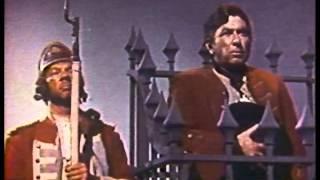 Long John Silver EXECUTION DOCK - Robert Newton