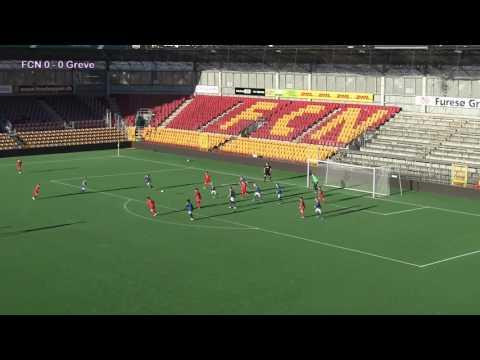 Farum Boldklub/FCN Talent U12(05) . FC Nordsjælland – Greve U13. Resultat 6-1