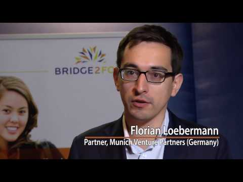 Florian Loebermann, Partner, Munich Venture Partners (Germany)