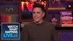 Tom Sandoval on His Disinvite to Jax Taylor's Wedding | WWHL