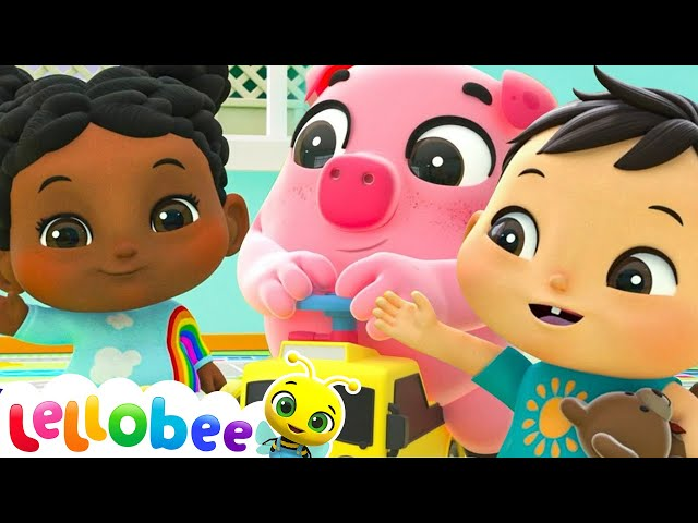 First Day of School Song | Brand New Nursery Rhymes & Kids ...