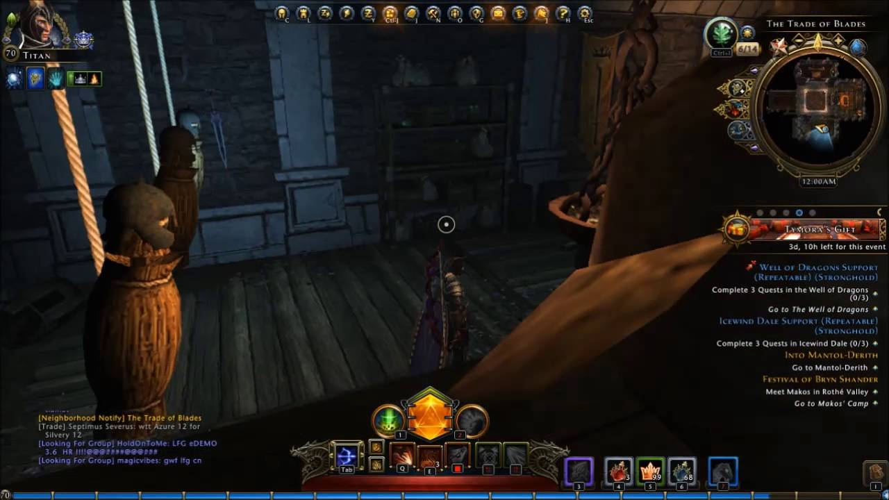 Neverwinter- I OPEN OVER 1000 ENCHANTED COFFERS-By The People-Gameplay
