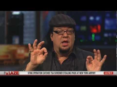 Glenn Beck talks to Penn Jillette, author of