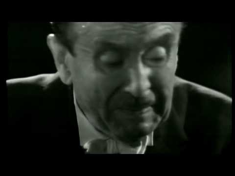 CLAUDIO ARRAU PLAYS BEETHOVEN - SONATE 'LES ADIEUX' OPUS 81 A - BONN 1970