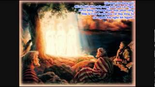 Mùa Chay Tin Mừng CN II  - Lên núi với Chúa Giêsu
