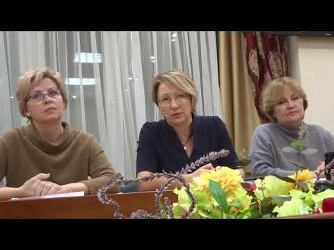 Ирина Виноградова зам министра минздрава ЧР рассказывает о городской детской больнице номер 2