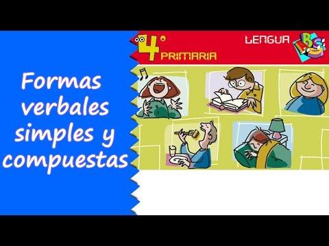 lengua-castellana.-4º-primaria.-tema-7.-formas-verbales-simples-y-compuestas