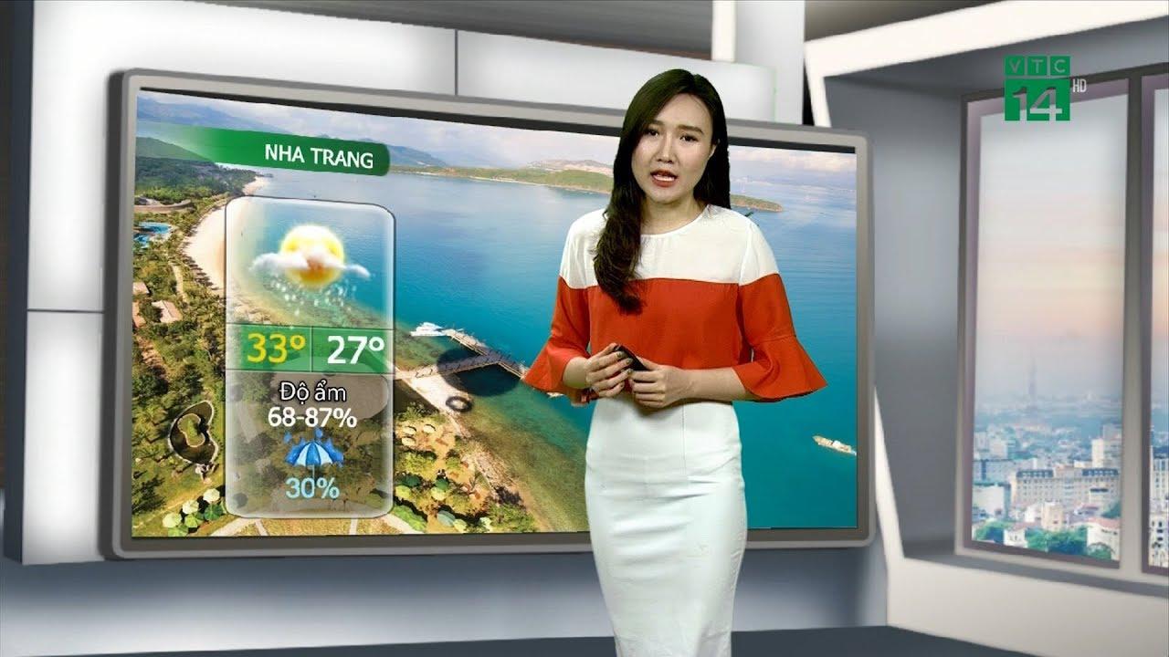 Thời tiết đô thị 28/08/2019: Nha Trang mưa dông xuất hiện về chiều tối nhưng lượng không nhiều|VTC14 | Tổng quát các thông tin về dự báo thời tiết nha trang mới cập nhật