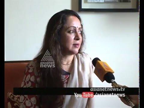 Interview with Hema Malini