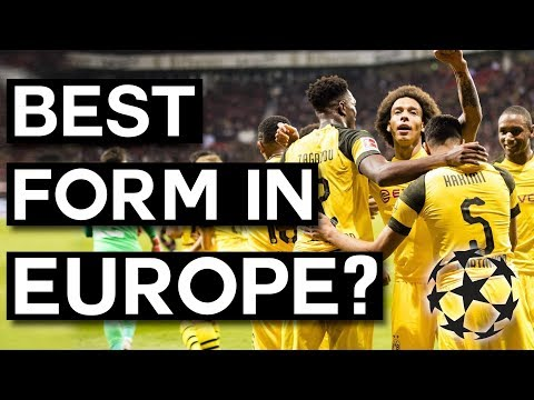 Are Borussia Dortmund the Most In-form Team In Europe?! - UEFA Champions League Review