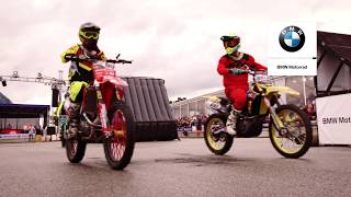 BMW Motorrad Days 2018 FMX Show
