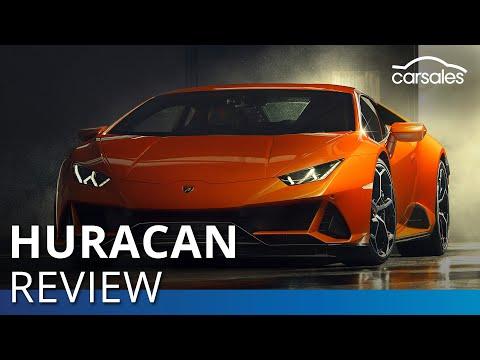 2019 Lamborghini Huracan Evo Review | carsales