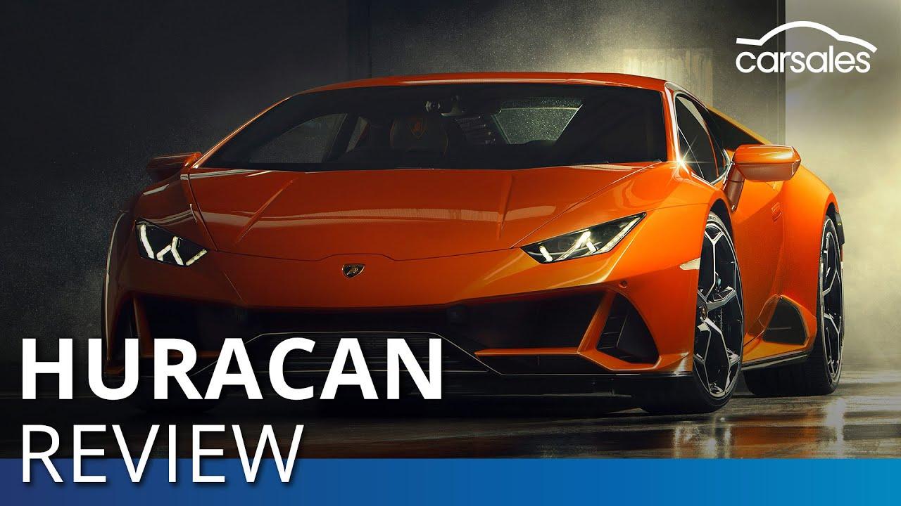 2019 Lamborghini Huracan Evo Review Carsales