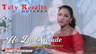 Tety Rosalin Hutapea Ho Do Sasude