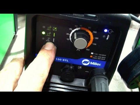 Tig Welder Comparison - Maxstar 150stl and Everlast PowerArc 140st
