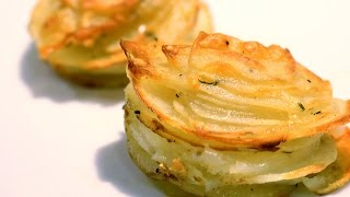 Potato Roses - How To Cook Potato Roses