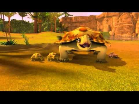 Dinosaur Train thinks frogs are reptiles in a repeating segment