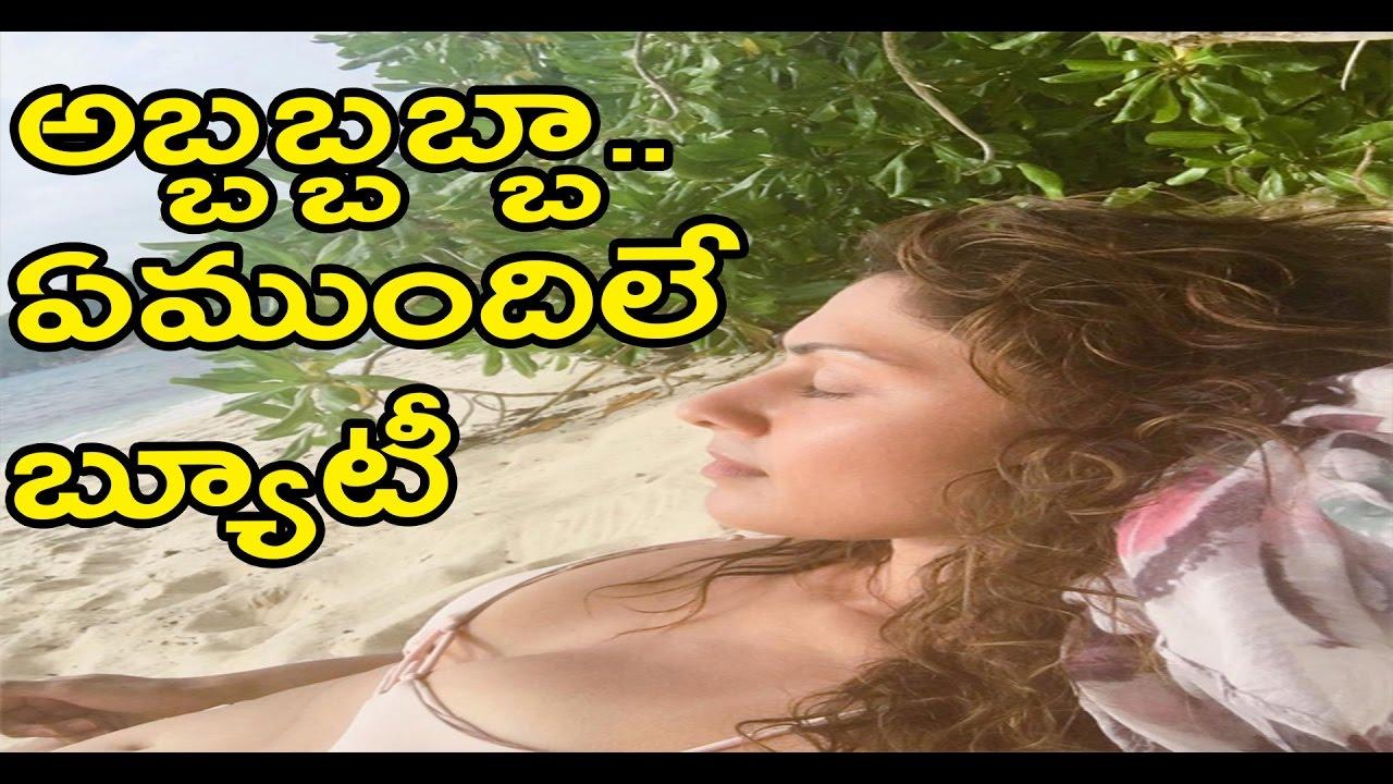 Download అబ్బబ్బబ్బా.. ఏముందిలే బ్యూటీ;Siddu from srikakulam Heroine Manjari Fadnis Enjoying in beach