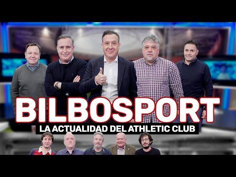 Bilbosport (TeleBilbao) Lunes 3 de Mayo de 2021 Retransmsión  SEVILLA - ATHLETIC y análisis