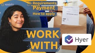 MAKE MONEY ON THE SIDE WITH HYER 📦 | AppJobs.com