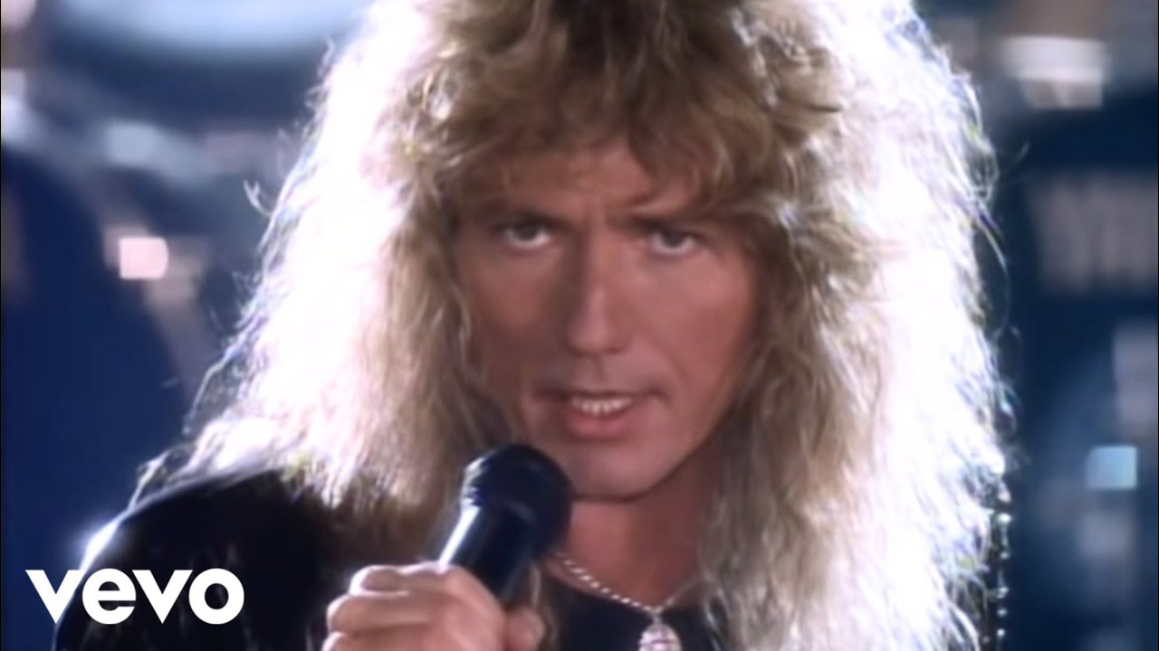 Whitesnake - Here I Go Again (Official Video) - YouTube