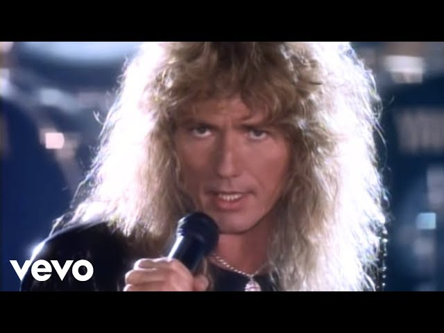 Whitesnake - Here I Go Again (Official Video)