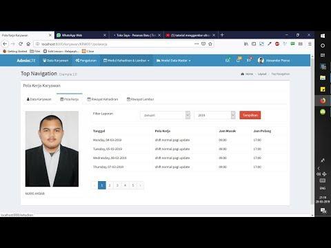 Cara Membuat Aplikasi Berbasis Web Dengan Laravel