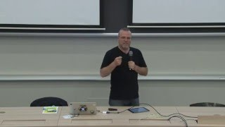 Keynote: Coding and Dreaming with PHP for over 20 years by Rasmus Lerdorf - Codemotion Milan 2015