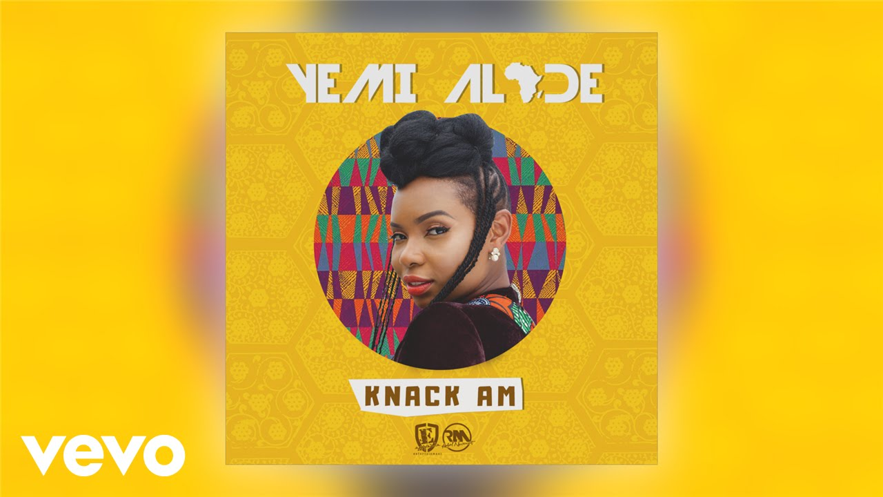 Yemi Alade - Knack Am (Official Audio)