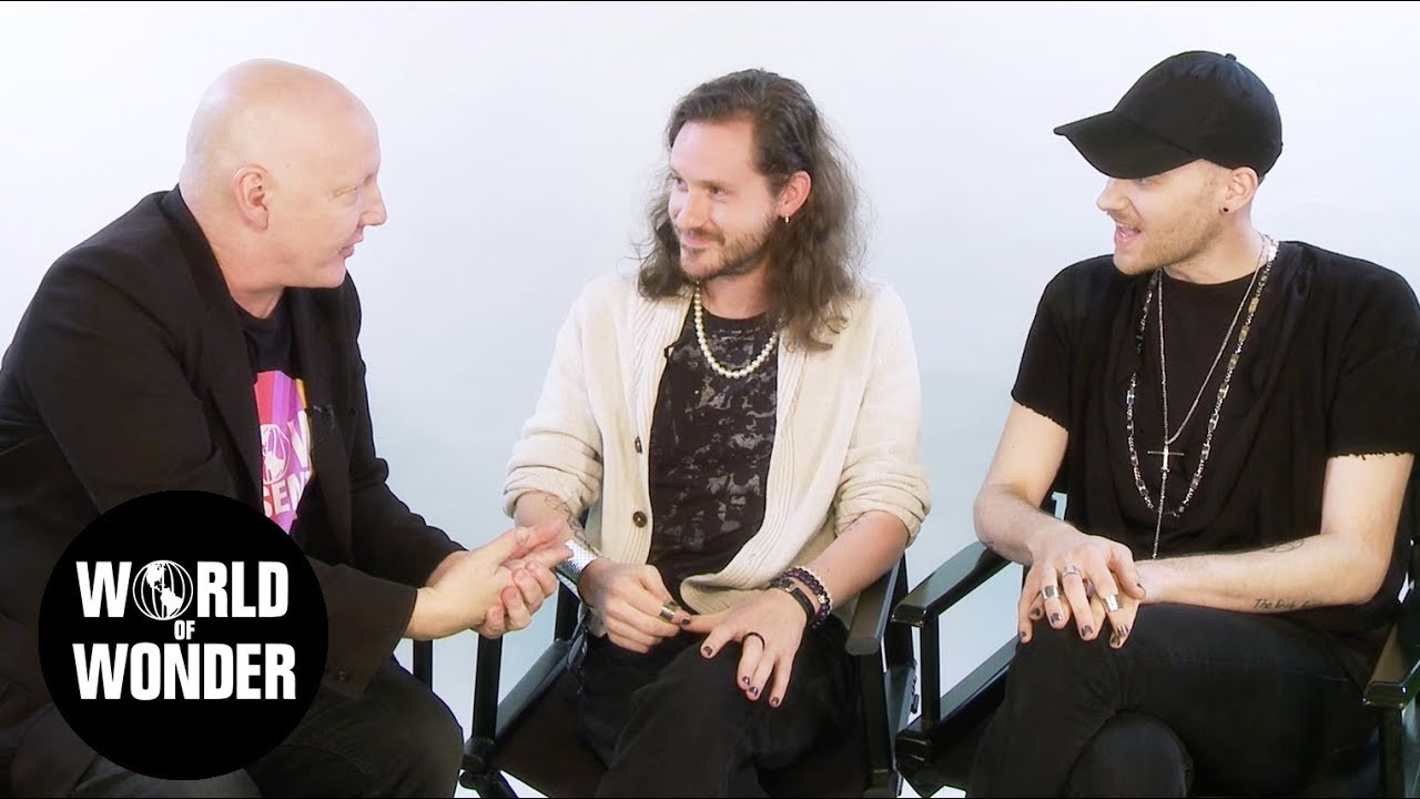 Interview w/ Susanne Bartsch Documentary Directors, Anthony&Alex!