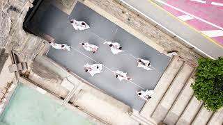 Escola   Dansa   Montse Esteve  als  Safaretjos de Guissona