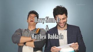 Shumdario Laughing aka sounds like heaven #Malec