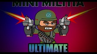 HOW TO HACK MINI MILITIA (NO ROOT) GOD MOD