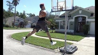 CJ Champion & Isaiah Rivera Low Rim Practice Video
