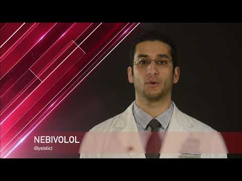 Nebivolol Or Bystolic Medication Information (dosing, Side Effects, Patient Counseling)