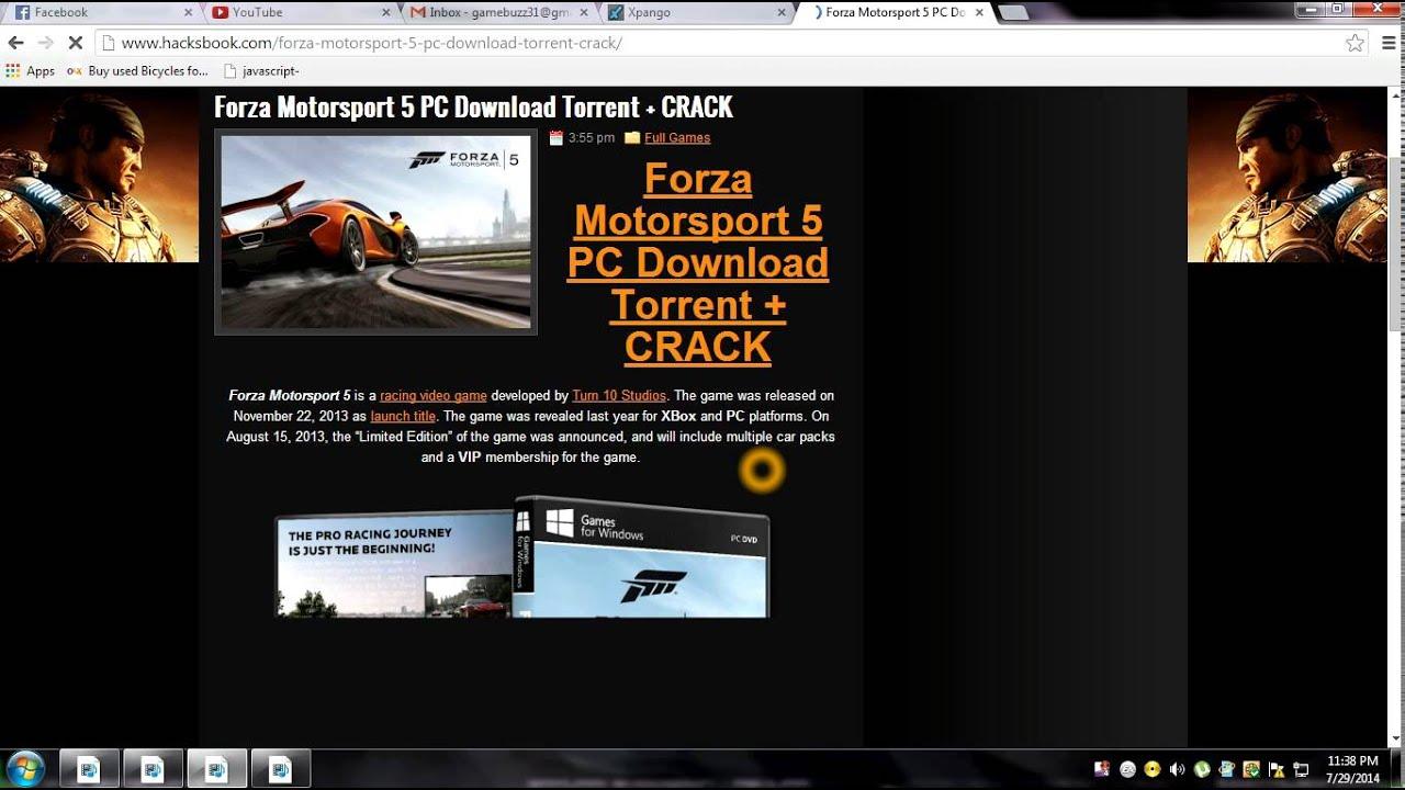 Forza motorsport 5 torrent archives | gametrex.