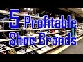 Selling Shoes On Amazon FBA - 5 Shoe Brands To Look For