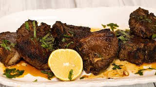 How to make Pan-Fried Lamb Chops, Greek-Style!