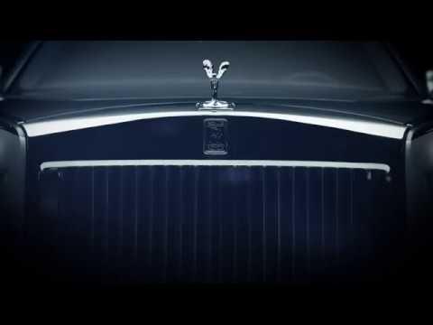 2018 Rolls Royce Phantom VIII teaser