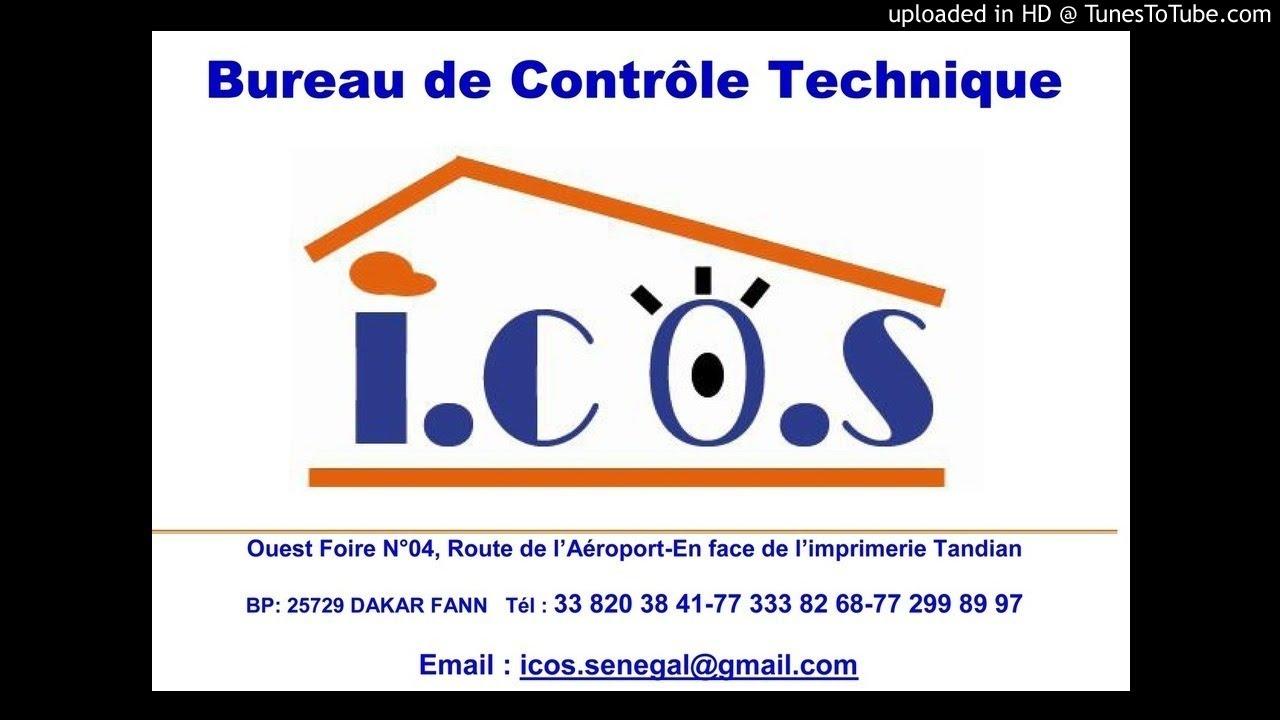 Bureau Controle Technique ICOS YouTube
