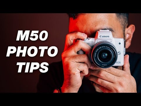 Canon M50 Photography Tutorial — 7 Tips and Tricks