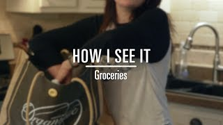 Ginny Owens - How I See It (Grocery Shopping)