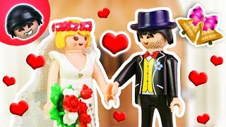 KARLCHEN KNACK - Gefährliche Hochzeit! - Playmobil Polizei Film #27