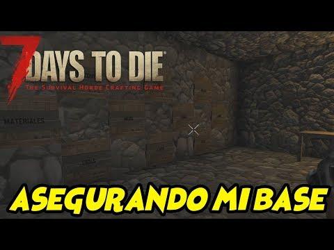 "7 DAYS TO DIE - VALMOD 16 #10 ""ASEGURANDO MI BASE"" | GAMEPLAY ESPAÑOL"