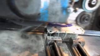 Шлифовка теплообменника