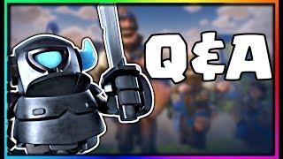 WKOŃCU KJU ENT EJ! Q&A