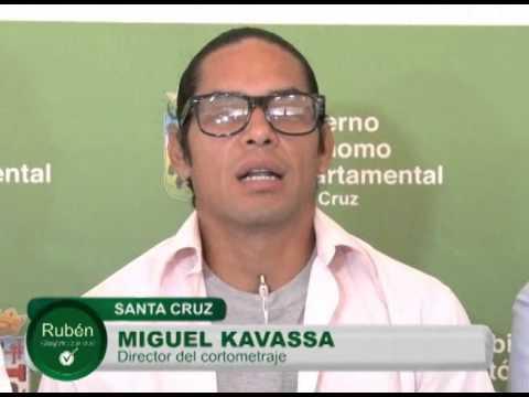 Tu Gobernación Informa- Presentan imágenes del cortometraje Batalla de Santa Bárbara -15/09/2015